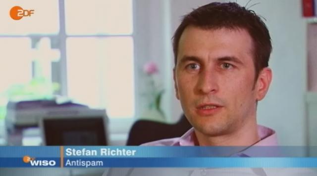 Interview mit dem WISO-Detektiv (Bildrechteinhaber: ZDF)