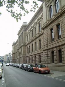 Justizgebäude Braunschweig