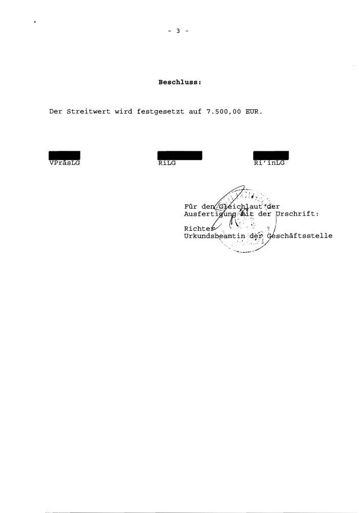 LG Leipzig Versäumnisurteil Seite 3